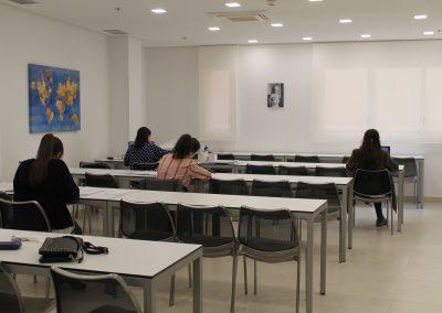 Sala de estudio La Loma 2